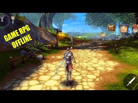 6 GAME ANDROID RPG OFFLINE 2020 PALING SERU ! COBA DAH