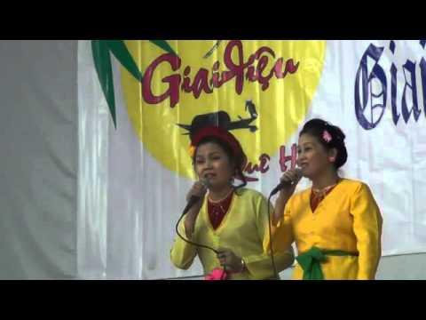 HÁT XẨM: Chân Quê - Kiều Liên - Thanh Hải - 2011