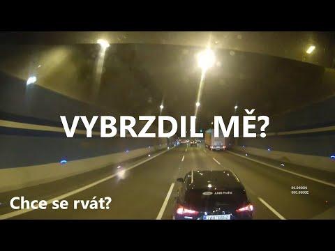 Kompilace ze silnic č.42 - PŘÍTELKYNĚ MI NIČÍ AUTO!!!