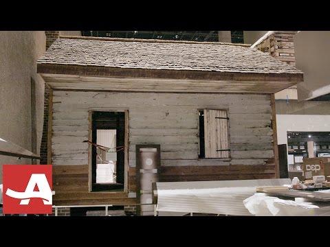 The Edisto Island Slave Cabin at the Smithsonian | AARP | AARP The Magazine
