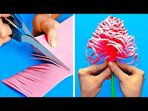 fun-and-cute-paper-crafts-||-cool-diy-paper-crafts-you-can-make-at-home