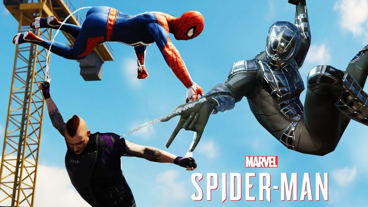 Spider Man Ps4 Black Panther Spidey Closer Look Comparison Mouse Iron Game Wireless On Turf Wars Dlc Suits Vs Old