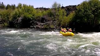 White Water Rafting, Bend