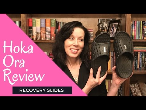 Hoka One One Ora Recovery Sliders Review