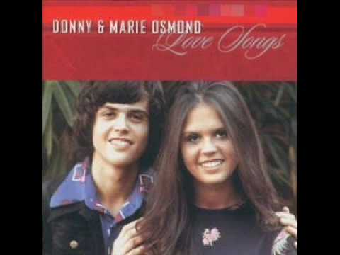 donny and marie osmond - make the world go away.wmv