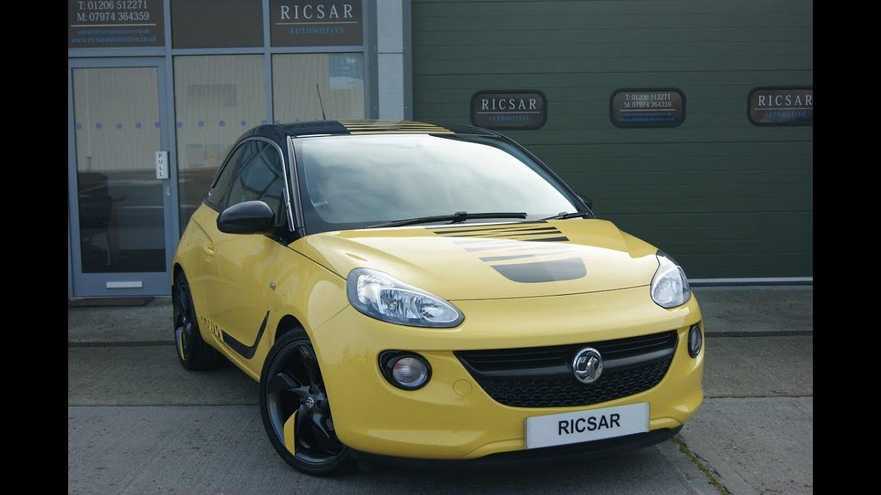 100 opel adam yellow 2013 opel adam side u2013 car. Black Bedroom Furniture Sets. Home Design Ideas