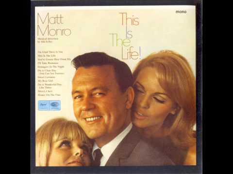 Matt Monro - This Is The Life (1966)