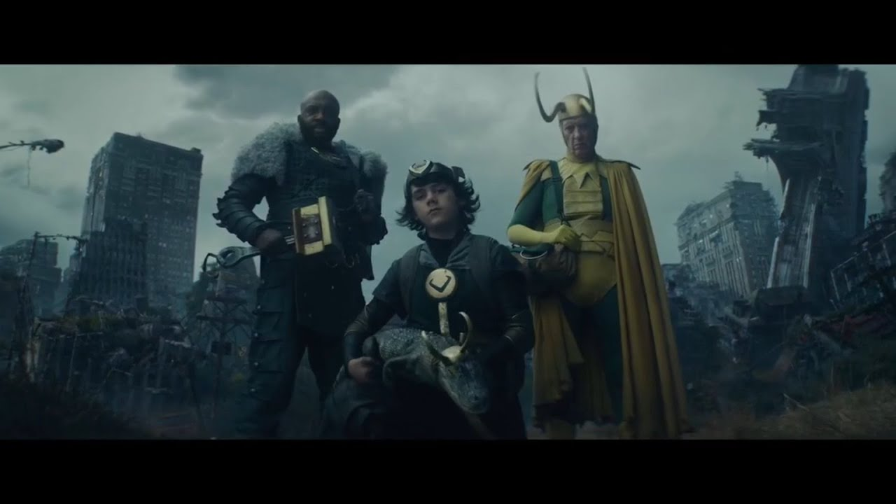 8. Loki. The last episode of Loki i.e., episode 5 ended with a fun credit scene. In the scene, the Variant Loki wakes in a surrounding with some other variants of the God of Mischief. There is the Elder Loki, the Alligator Loki. The fans had many laughs watching this scene.