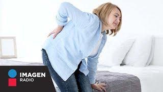 Izquierdo lado de espalda remedios baja caseros dolor