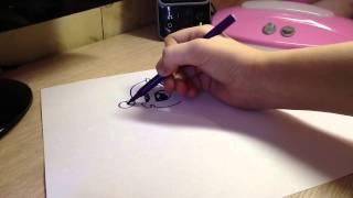 как нарисовать пони рарити(мне просто нечего было делать и я решила снять как я умею рисовать пони., 2014-01-25T15:21:59.000Z)