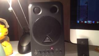 Behringer MS 16 Studio Monitor