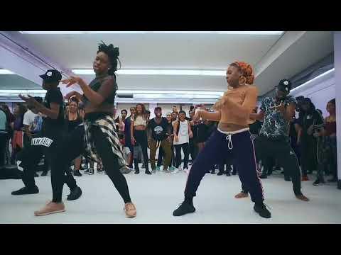 Arua To Lagos DANCE VIDEO -LIL B.I.G FT DJ JUNIOR HD