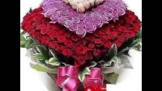 Красивые букеты, розы.(, 2016-05-31T20:49:52.000Z)