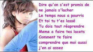 Jaws ft. Gina - Souviens toi ( Paroles )