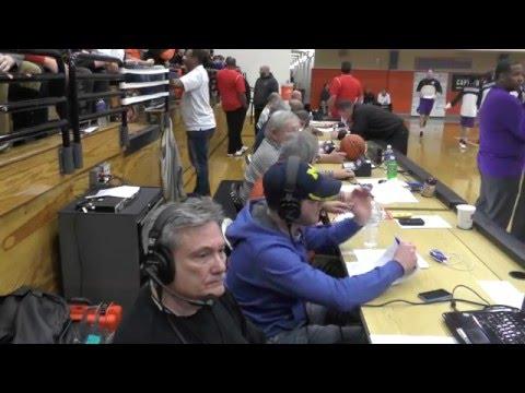 Boy's High School Basketball - Wayne vs Jackson 01-30-2016
