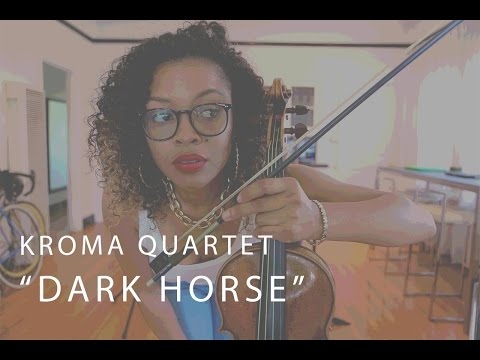 ALL GIRL STRING QUARTET Covers Dark Horse / Katy Perry - KROMA Quartet