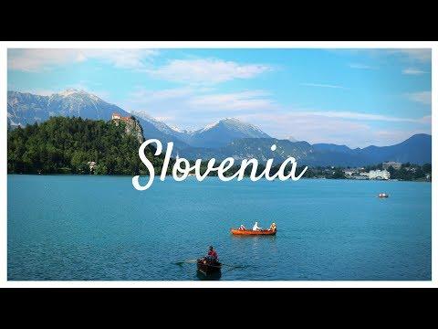 Lake Bled, Lake Bohinj & Kobarid || Slovenia
