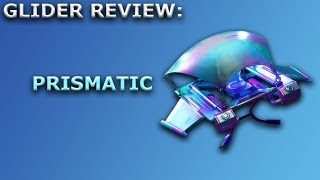 Prismatic Glider Review + Visual Showcase! ~ Fortnite Battle Royale