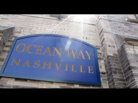 Nathan Records At Ocean Way Studio