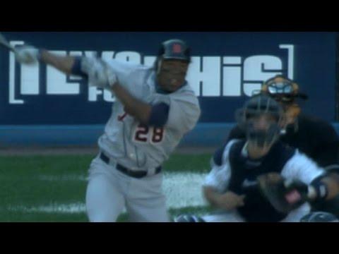 2006 ALDS Gm2: Granderson hits go-ahead triple