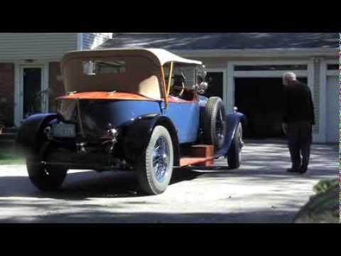 1926 Hispano-Suiza a joy to drive