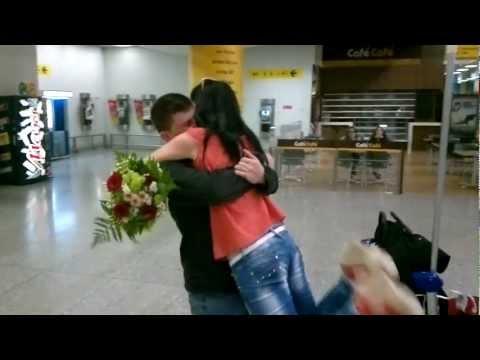знакомства на аэропорт