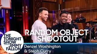 Download Random Object Shootout with Denzel Washington and Steph Curry Mp3 and Videos