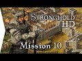 Stronghold HD ► Mission 10: The Snake Hunt Begins - Campaign Gameplay