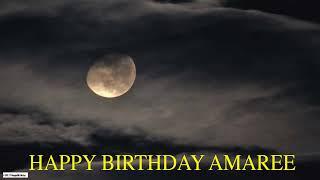 Amaree  Moon La Luna - Happy Birthday