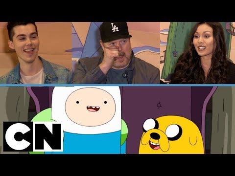 Adventure Time Cast  Season Finale Chat  Cartoon Network