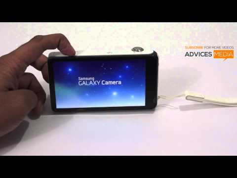 Samsung Galaxy Camera Jelly Bean OTA Official Update JZ054K