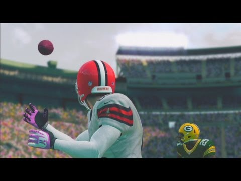 Madden NFL 25 Connected Careers: Cleveland Browns WR Highlights (Sick Punt Returns!)