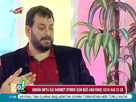 Kanal G - Engin Orta İle Gün Ortası 1 - Ramazan Yanık