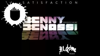 Benny Benassi Presents The Biz Satisfaction RL Grime Remix Cover Art