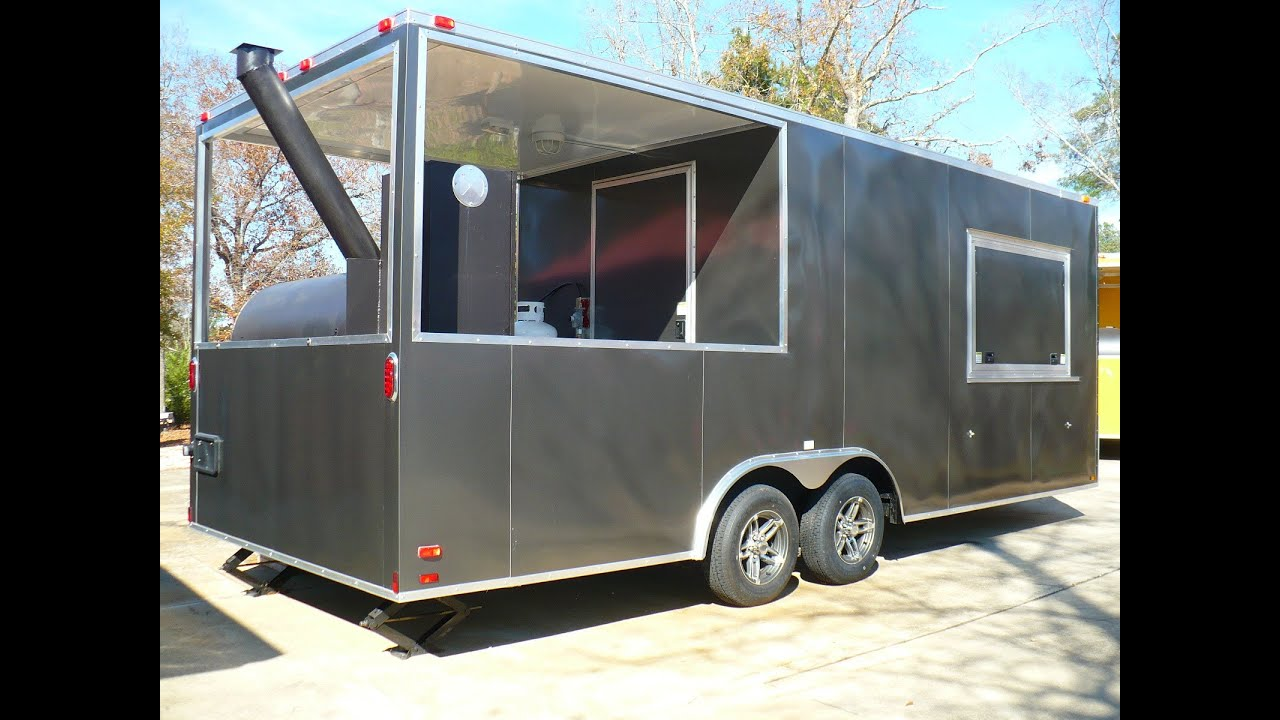 business plan for food trailer