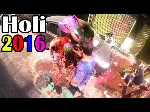 NORTH INDIAN HOLI TOUR (Teaser) - Vrindavan, Mathura, New Delhi, Rishikesh 2016 | Anil Mahato