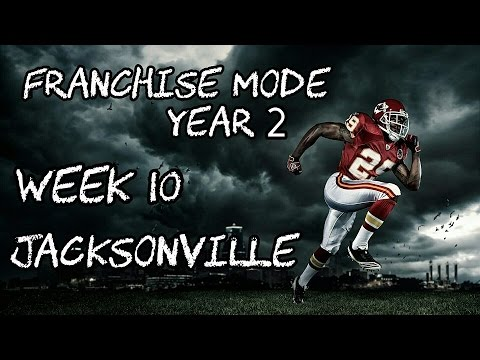 """Madden 17 Franchise Part 24 