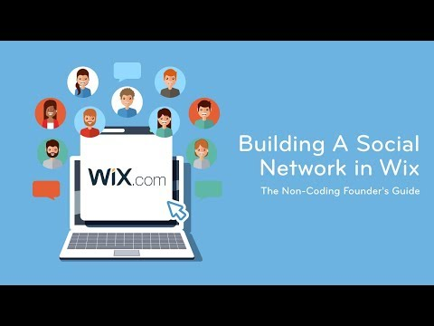 Building A Social Network In Wix | Part 5 | Posting User Statuses And Debugging Session