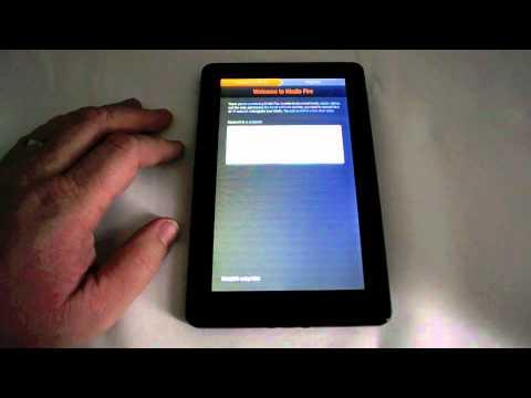 Kindle hd wont charge