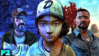 What IF There Was NO Train? | The Walking Dead Theory [P2] [Telltale]