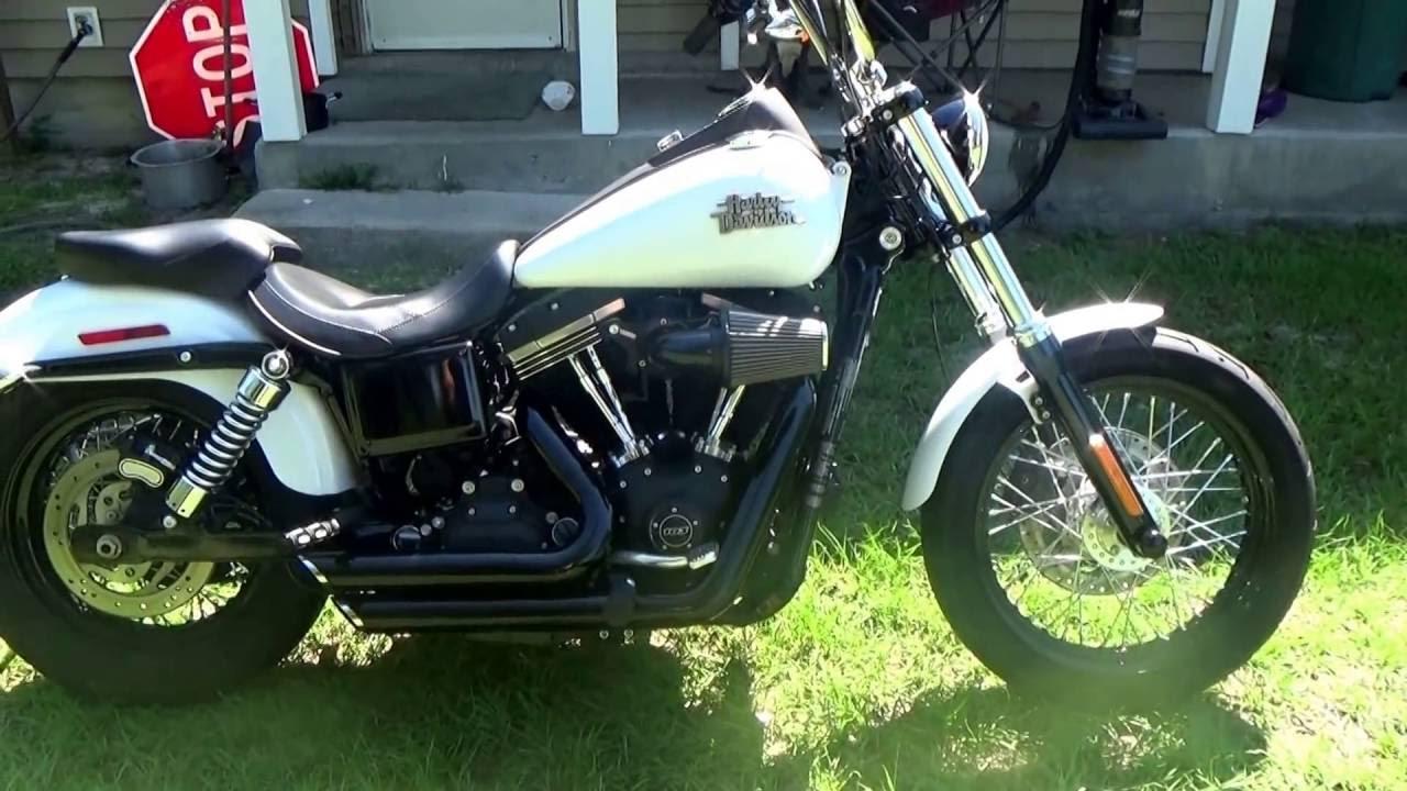 798396d346e2 SICK Sounding Harley Davidson Street bob!!! OTHER VIDEO HAS SOUND CLIP