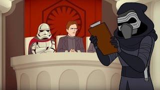 I personaggi di Star Wars hanno nomi stupidi - Doppiaggio