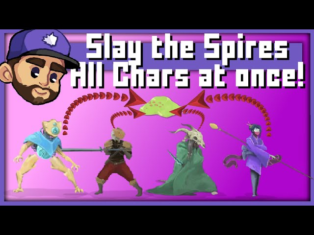 """SLAY THE SPIRES 