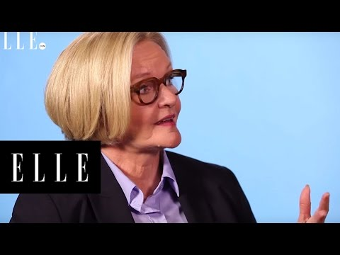Interview with Senator Claire McCaskill About Feminism | ELLE