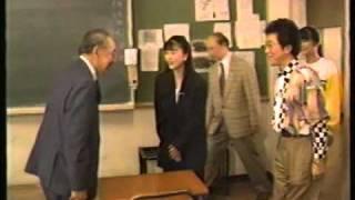 番組で地元粉浜と母校大阪女子学園を訪ねた時のものです.