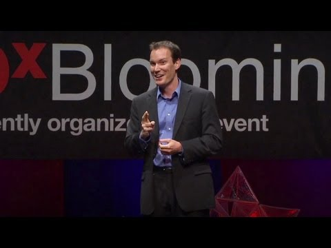 Video image: The happy secret to better work - Shawn Achor