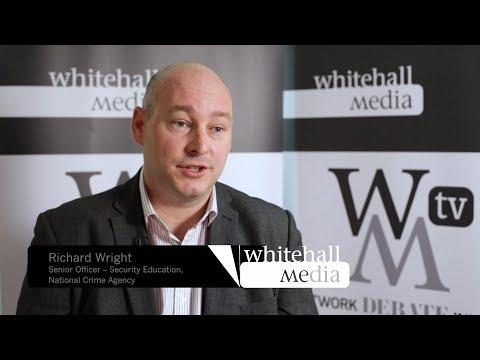 Richard Wright, National Crime Agency at Enterprise Cyber Security September 2017