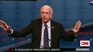 Larry David finds out his family owned slaves