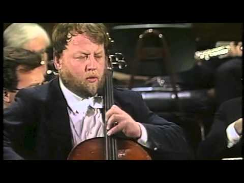 Heinrich Schiff,  Schumann Cello Concerto in A minor, Op. 129