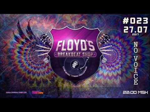 Floyd the Barber - Breakbeat Shop #023 (downtempo 2017 mix)